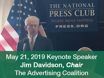 May 21, 2019 Keynote Speaker